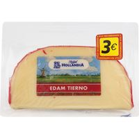 Hollandia queso edam tierno royal de 310g.