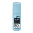 Magic retouch tinte negro retoca raices instantaneo de 75ml. en spray