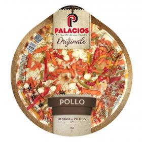 Palacios pizza pollo originale de 410g.