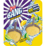 Cillit Bang desinfectante wc power fresh citrico blister por 2 unidades