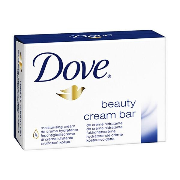 Dove dove jabon regular 100ml de 100g.