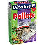 El Menu vitakraft pellets chinchillas de 1kg. en paquete