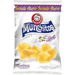 Munchitos munchitos snack patata sabor ajillo de 160g. en ahorro