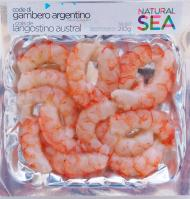 Cola s/p natural sea gambon de 210g.