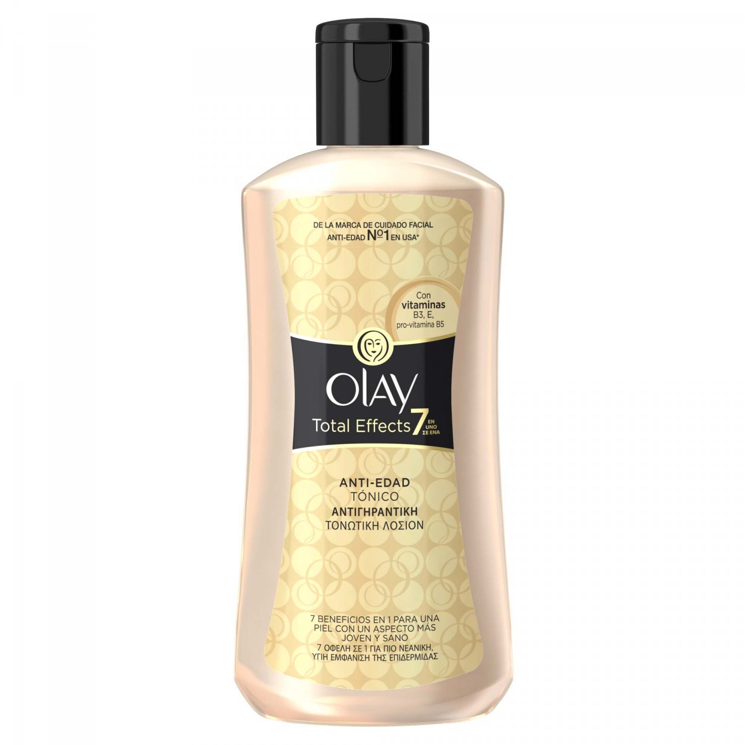 Olay tot effects tonico antiedad 7 en 1 de 20cl. en bote