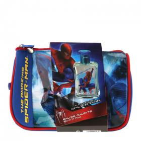 Spiderman neceser colonia gel marvel de 15cl.