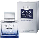Antonio Banderas king of seduction eau toilette natural masculina de 10cl. en spray