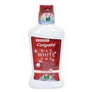 Colgate enjuague bucal blanqueante de 50cl. en botella