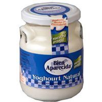 Bien Aparecida yogur natural de 250g.