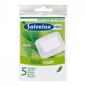Salvelox aposito maxi cover esteril 54 mm por 5 unidades