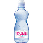 Baby aquavia agua mineral natural de 33cl. en botella