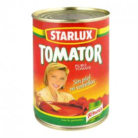 Tomator pure tomate knorr de 410g.