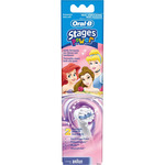 Oral B recambio cepillo dental infantil stages poweres blister por 2 unidades