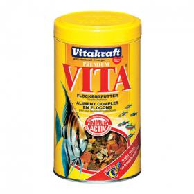 Vitakraft menu peces tropicales de 25cl.