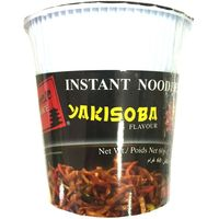 Cup yakisoba japanese choice de 60g.
