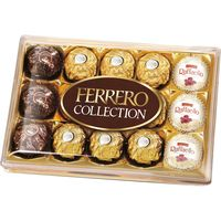 Ferrero bombon collection t15 de 172g.