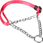 Arppe collar educativo perros color rojo talla 1 medidas 20 40 cm