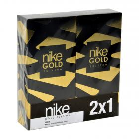 Gold agua colonia edition nike de 10cl.