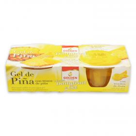 Gel de pi a con dados de pi a golden de 240g carritus for Comparador pias