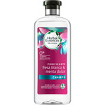 Herbal Essences bio renew champu purificante fresa blanca & menta dulce 0% parabenos parafina colorantes ni ftalatos de 40cl. en bote