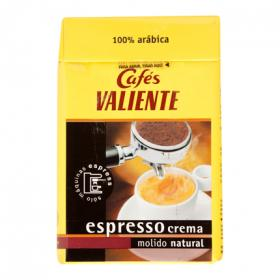 Valiente cafe expresso natural de 250g.