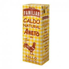 Aneto caldo natural pollo familiar de 1,5l.