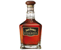 Jack Daniels whisky tennessee barril individual de 70cl. en botella