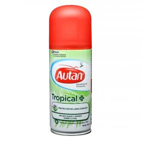 Autan repelente tropical mosquitos de 10cl. en spray