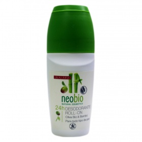 Santé desodorante roll on extra sensitive de 50ml.
