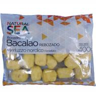 Bocadito natural sea bacalao de 400g.