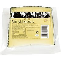 Villacorona queso mezcla semicurado cuña de 200g.