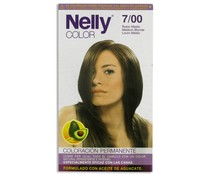 Nelly tinte en crema rubio medio nº color 7/00