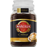 Marcilla creme express cafe soluble natural de 200g. en bote
