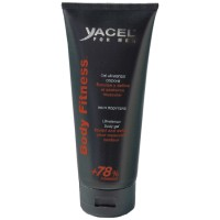 Yacel gel body fitness tubo de 20cl.