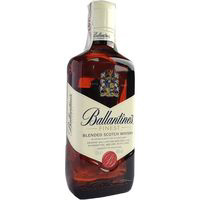 Ballantines whisky de 50cl. en botella
