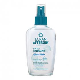 Ecran after sun calmante hidratante efecto inmediato de 20cl. en spray