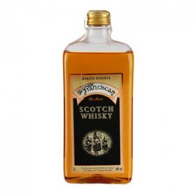 Whisky franciscan de 1l.