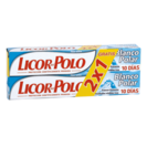 Licor Del Polo pasta dental blanco polar tubo de 75ml. por 2 unidades