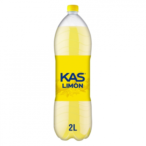 Kas refresco limon de 2l. en botella