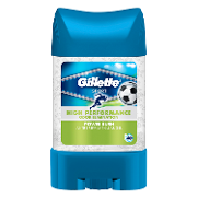 Gillette desodorante gel power rush sport de 70ml.