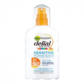 Delial solar sensitive advanced niños fp 50 de 20cl. en spray