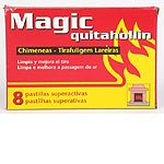 Magic quita hollin 8 en paquete