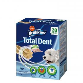 Total pack barritas dent mini de 440g.