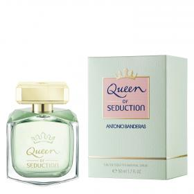 Antonio Banderas colonia queen of seduction de 50ml.