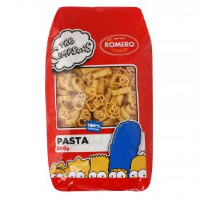 The Simpsons pasta romero de 500g.
