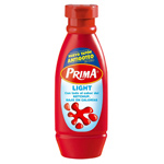 Prima ketchup light de 325g.