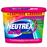 Neutrex quitamancha oxy5 color polvo 18 de 512g.
