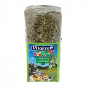 Vitakraft perfumed hay for rodents de 500g.