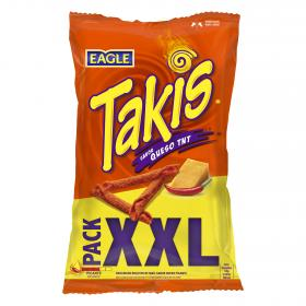 Eagle snacks takis sabor queso tnt de 150g.