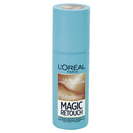 Magic retouch tinte rubio claro retoca raices instantaneo de 75ml. en spray